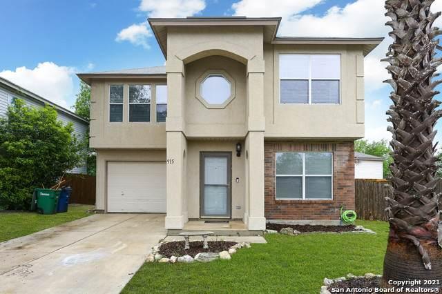 915 Ranger Pt, San Antonio, TX 78251 (MLS #1524318) :: BHGRE HomeCity San Antonio