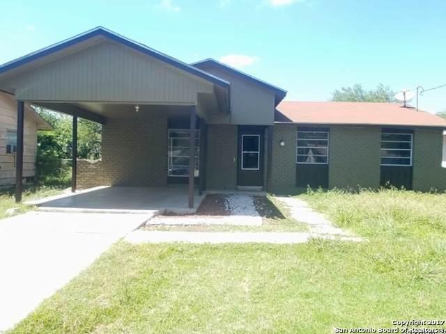 5651 Bienville Dr, San Antonio, TX 78233 (MLS #1524396) :: Real Estate by Design
