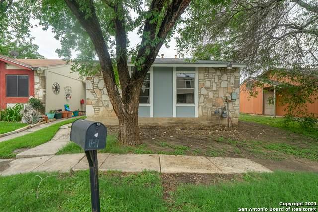1217 Klondike St, San Antonio, TX 78245 (MLS #1524410) :: The Castillo Group