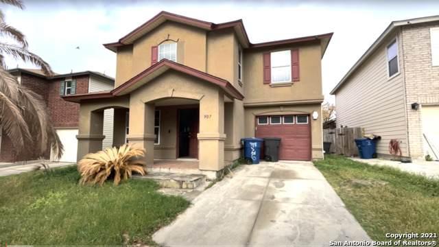 907 Grants Canyon, San Antonio, TX 78251 (MLS #1524435) :: BHGRE HomeCity San Antonio