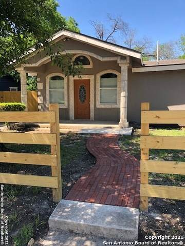 4223 Fortuna St, San Antonio, TX 78237 (MLS #1524437) :: 2Halls Property Team | Berkshire Hathaway HomeServices PenFed Realty