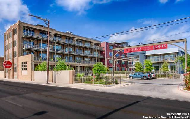 831 S Flores St #2211, San Antonio, TX 78204 (MLS #1524453) :: The Glover Homes & Land Group