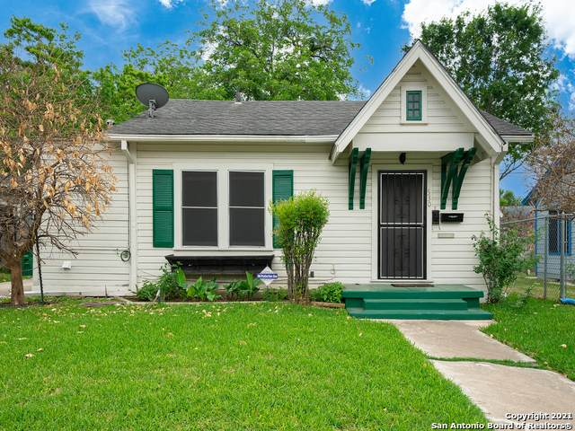 530 Bailey Ave, San Antonio, TX 78210 (MLS #1524454) :: Tom White Group