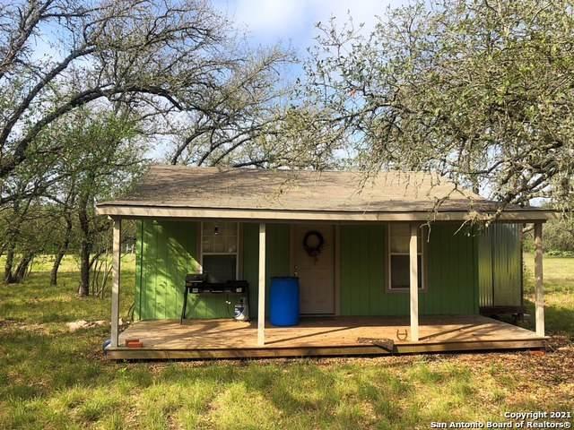 LOT 13 County Road 311, Dhanis, TX 78850 (MLS #1524475) :: Neal & Neal Team
