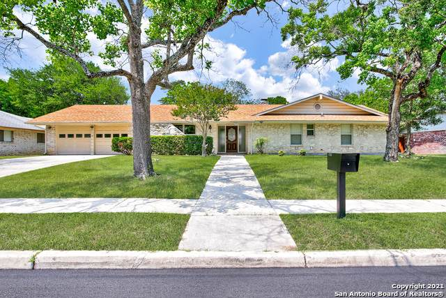 5303 Newcome Dr, San Antonio, TX 78229 (MLS #1524520) :: 2Halls Property Team | Berkshire Hathaway HomeServices PenFed Realty