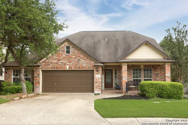 1002 Alpine Pond, San Antonio, TX 78260 (MLS #1524546) :: Keller Williams Heritage