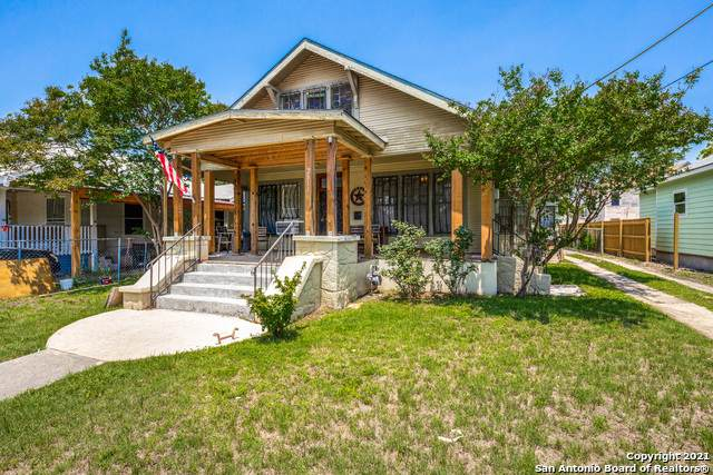 2811 Buena Vista St, San Antonio, TX 78207 (MLS #1524548) :: The Lugo Group