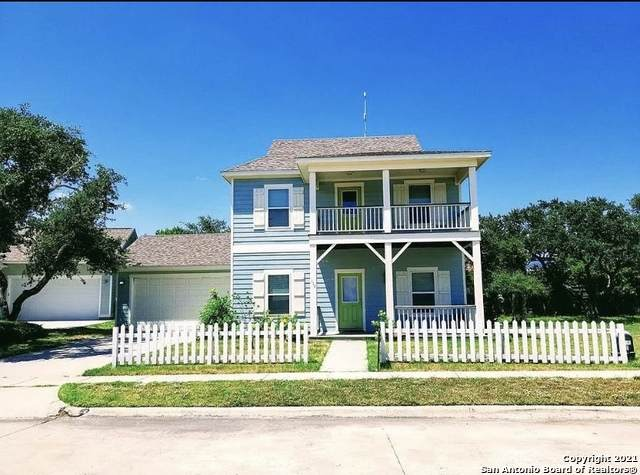 114 Boardwalk Ave, Rockport, TX 78382 (MLS #1524550) :: 2Halls Property Team | Berkshire Hathaway HomeServices PenFed Realty