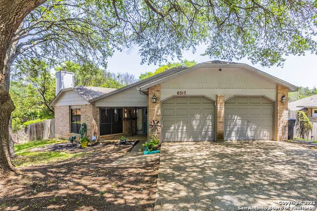 6317 Gablewood, San Antonio, TX 78249 (MLS #1524587) :: Tom White Group