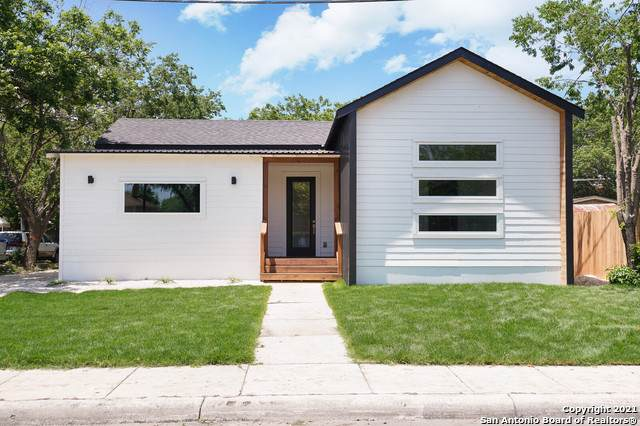 1211 S Pine St, San Antonio, TX 78210 (MLS #1524593) :: Keller Williams Heritage