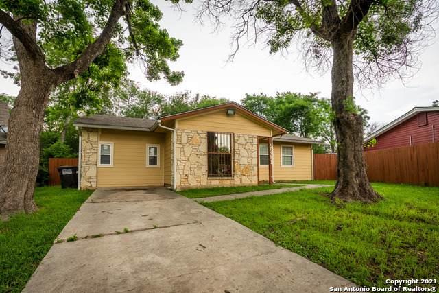 5541 Greenside St, San Antonio, TX 78228 (MLS #1524607) :: Keller Williams Heritage