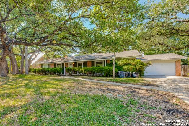 119 Oak Glen Dr, San Antonio, TX 78209 (MLS #1524622) :: Alexis Weigand Real Estate Group