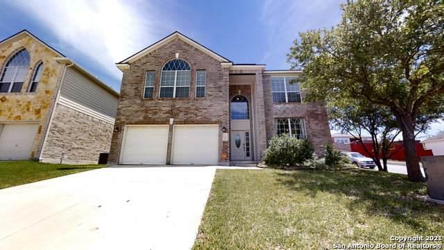 21906 Dolomite Dr, San Antonio, TX 78259 (MLS #1524623) :: The Real Estate Jesus Team