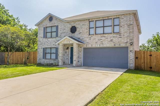 5110 Woodlake Pkwy, San Antonio, TX 78244 (MLS #1524631) :: Keller Williams Heritage