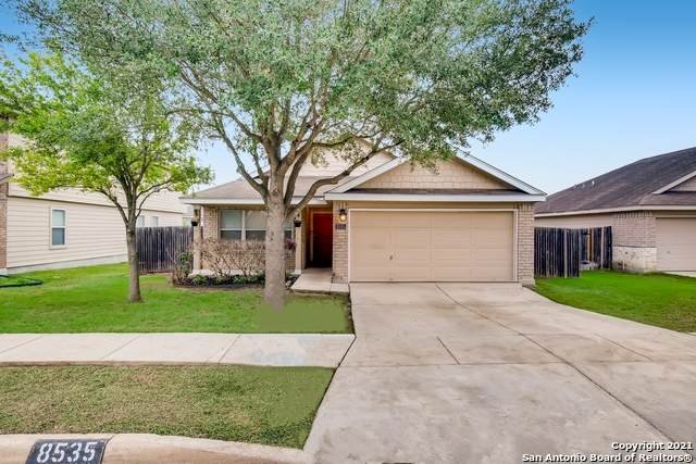 8535 Cheyenne Blf, Converse, TX 78109 (MLS #1524642) :: The Mullen Group | RE/MAX Access