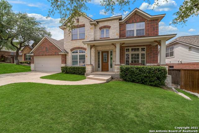 18711 Keegans Bluff, San Antonio, TX 78258 (MLS #1524646) :: 2Halls Property Team | Berkshire Hathaway HomeServices PenFed Realty
