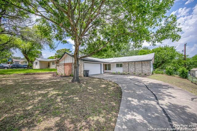3119 Bluefield St, San Antonio, TX 78230 (MLS #1524683) :: 2Halls Property Team | Berkshire Hathaway HomeServices PenFed Realty