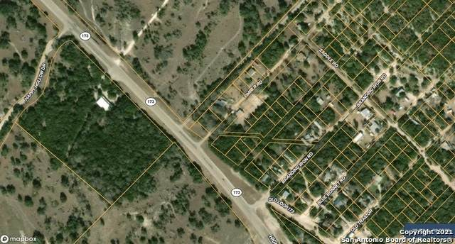 LT 30-31 Chuck Wagon Rd, Bandera, TX 78003 (MLS #1524718) :: The Curtis Team