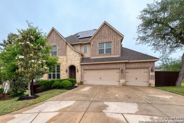 3611 Passiflora, San Antonio, TX 78261 (MLS #1524728) :: Carter Fine Homes - Keller Williams Heritage