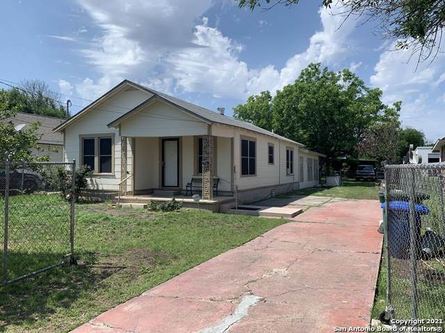 519 Kendalia Ave, San Antonio, TX 78221 (MLS #1524746) :: The Gradiz Group