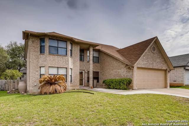2806 Redriver Hill, San Antonio, TX 78259 (MLS #1524750) :: Carter Fine Homes - Keller Williams Heritage