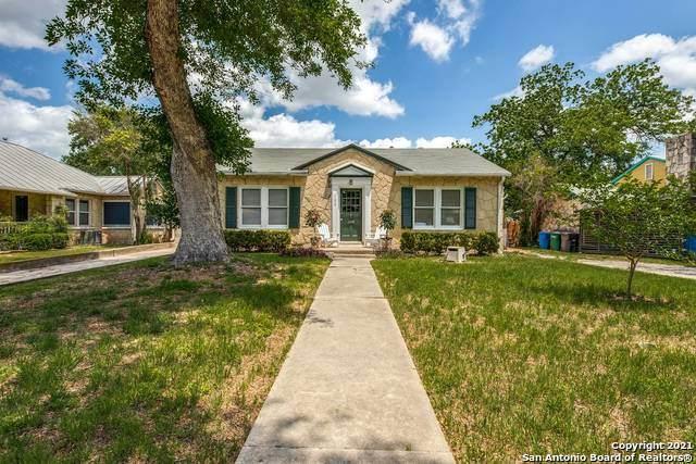 125 Lovera Blvd, San Antonio, TX 78209 (MLS #1524753) :: Exquisite Properties, LLC