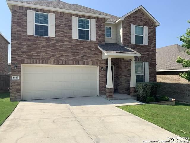 1447 Kedros, San Antonio, TX 78245 (MLS #1524800) :: The Glover Homes & Land Group