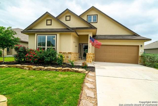 721 Cornflower Ct, New Braunfels, TX 78130 (MLS #1524804) :: Keller Williams Heritage