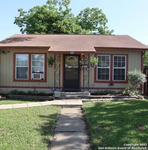 1510 El Monte Blvd, San Antonio, TX 78201 (MLS #1524822) :: BHGRE HomeCity San Antonio