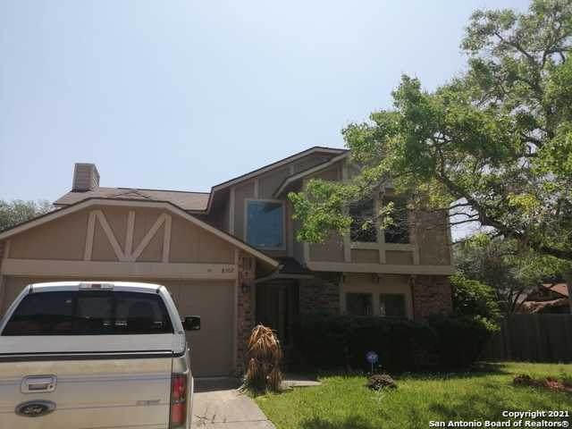 8102 Ludlow Trail, San Antonio, TX 78244 (MLS #1524876) :: The Glover Homes & Land Group