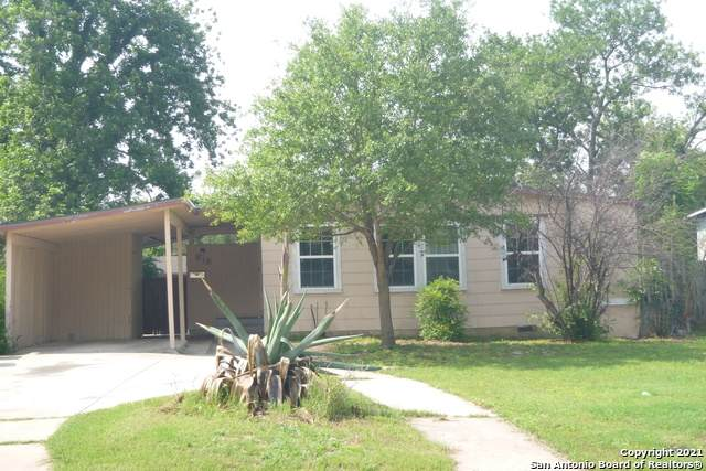 818 Cravens Ave, San Antonio, TX 78223 (MLS #1524903) :: Keller Williams Heritage