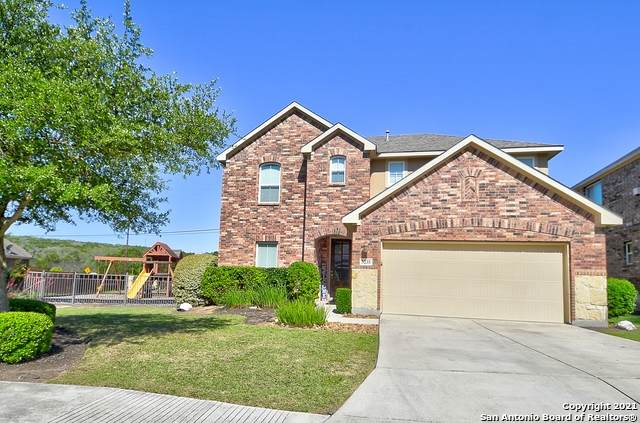 3235 Highline Trail, San Antonio, TX 78261 (MLS #1524919) :: Carter Fine Homes - Keller Williams Heritage