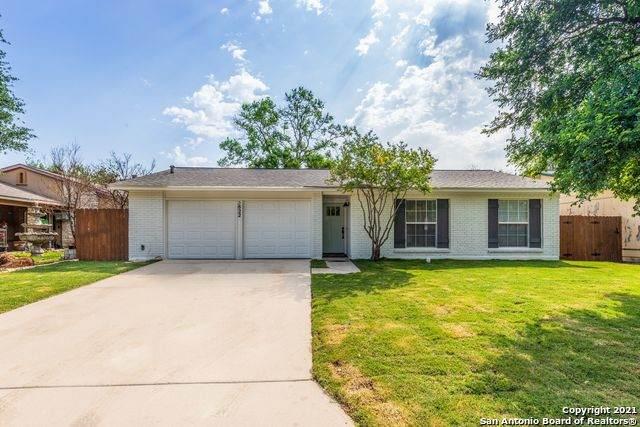 5822 Les Harrison Dr, San Antonio, TX 78250 (MLS #1524926) :: Keller Williams Heritage