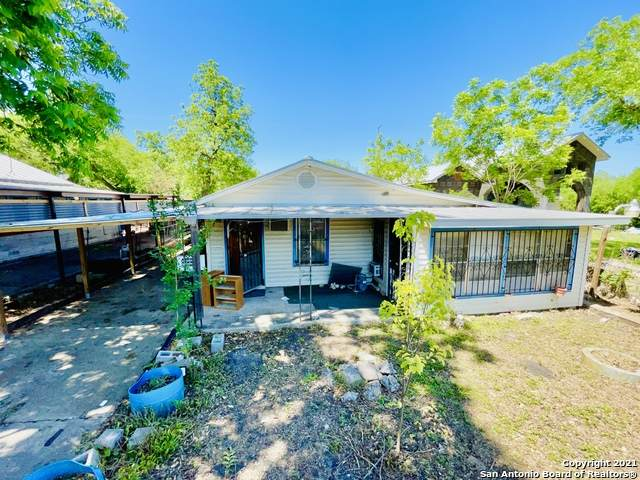 809 Delgado St, San Antonio, TX 78207 (MLS #1524941) :: The Gradiz Group