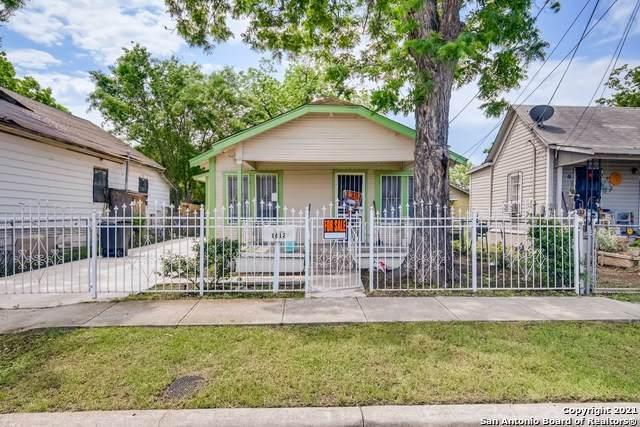 1612 San Fernando St, San Antonio, TX 78207 (MLS #1524957) :: Keller Williams Heritage