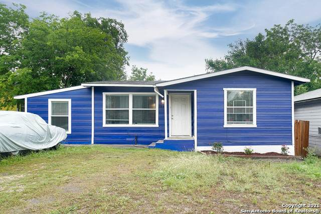 1255 Alexander Hamilton Dr, San Antonio, TX 78228 (MLS #1525007) :: Carolina Garcia Real Estate Group
