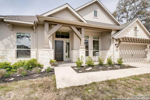 108 Coldwater Creek, Boerne, TX 78006 (MLS #1525025) :: Santos and Sandberg