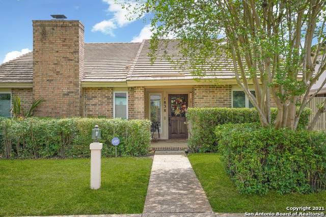1838 Shadow Park St, San Antonio, TX 78232 (MLS #1525027) :: 2Halls Property Team | Berkshire Hathaway HomeServices PenFed Realty