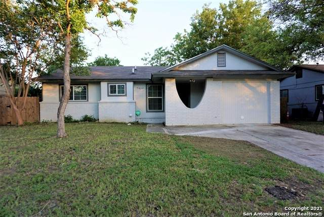 7422 Deep Spring St, San Antonio, TX 78238 (MLS #1525044) :: Santos and Sandberg