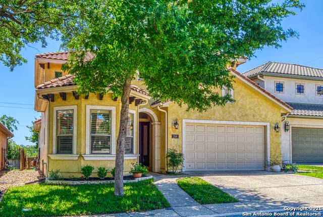 2518 Huebner Park, San Antonio, TX 78248 (MLS #1525048) :: The Real Estate Jesus Team