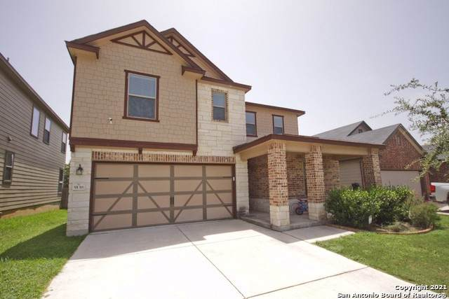9138 Wind Terrace, San Antonio, TX 78239 (MLS #1525053) :: The Gradiz Group