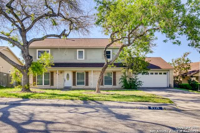 6116 Cloudy Ridge St, San Antonio, TX 78247 (MLS #1525091) :: Williams Realty & Ranches, LLC