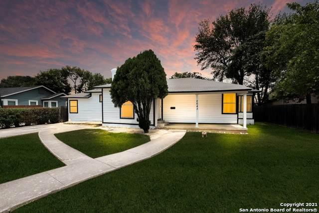 2643 W Mistletoe Ave, San Antonio, TX 78228 (MLS #1525114) :: 2Halls Property Team | Berkshire Hathaway HomeServices PenFed Realty