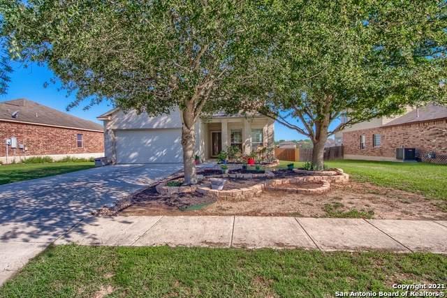 1814 Tanger Terrace, New Braunfels, TX 78130 (MLS #1525125) :: Tom White Group
