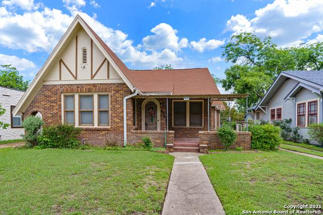 1839 W Summit Ave, San Antonio, TX 78201 (MLS #1525146) :: The Lugo Group