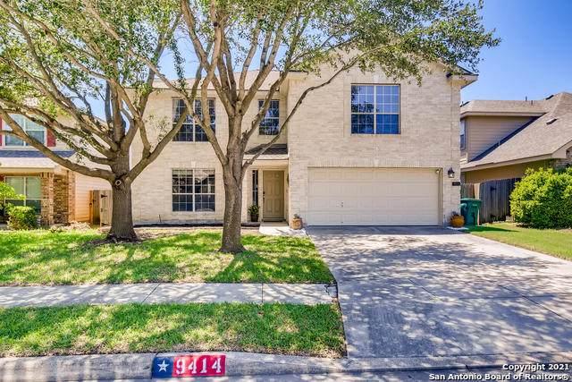 9414 Anderson Way, Converse, TX 78109 (MLS #1525168) :: BHGRE HomeCity San Antonio