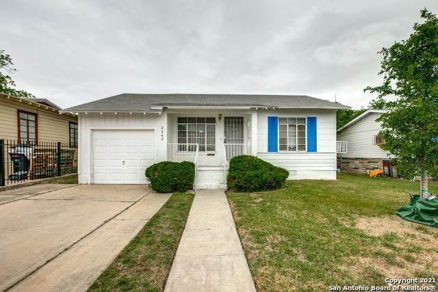 2243 Hays St, San Antonio, TX 78202 (MLS #1525175) :: Tom White Group