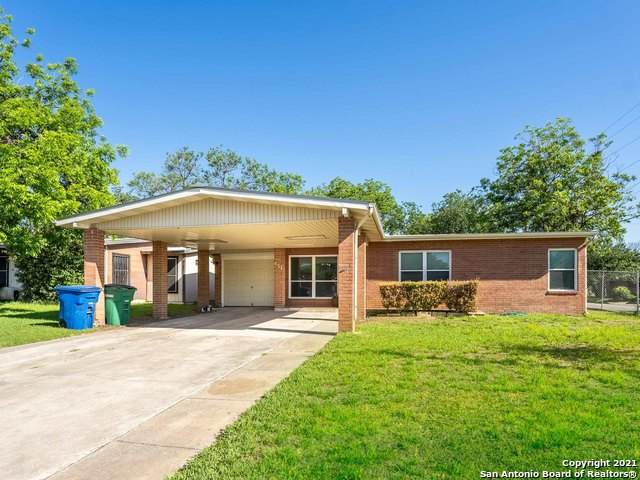 451 Congress Ave, San Antonio, TX 78214 (MLS #1525181) :: Tom White Group