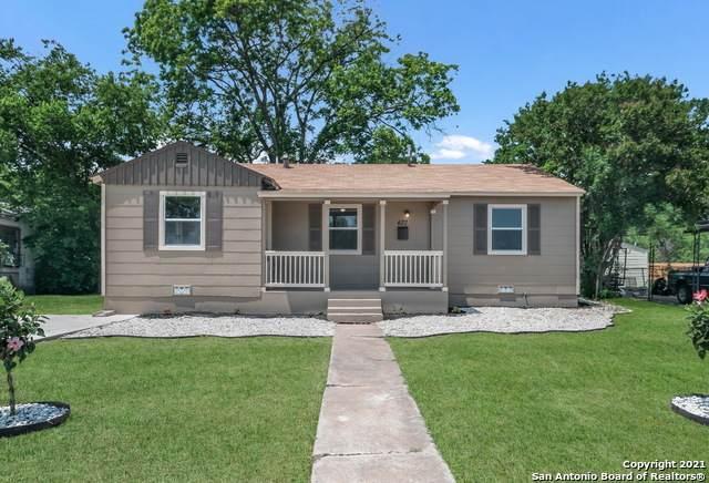 427 N Audubon Dr, San Antonio, TX 78212 (MLS #1525182) :: BHGRE HomeCity San Antonio