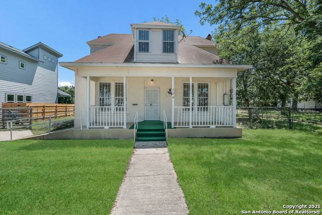 220 Connelly St, San Antonio, TX 78203 (MLS #1525188) :: The Rise Property Group